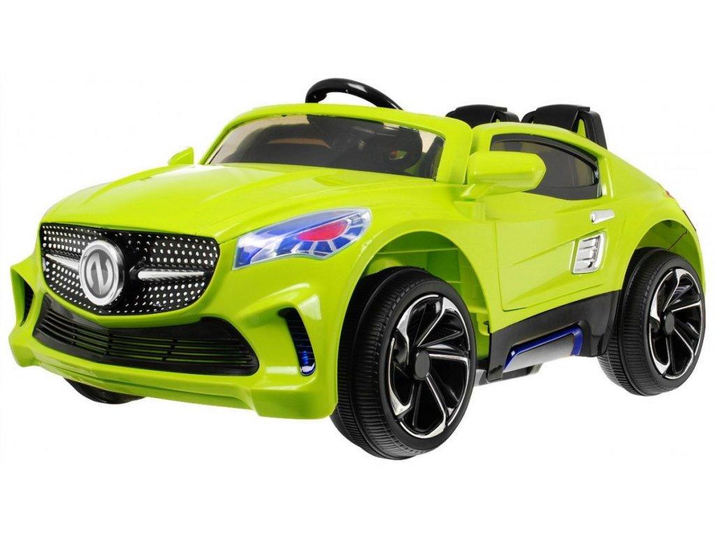 Elektrické autíčko Bandit 2.4GHz, zelené
