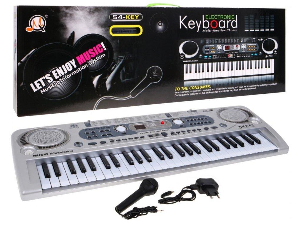 Keyboard MQ 824USB [38090] 1200