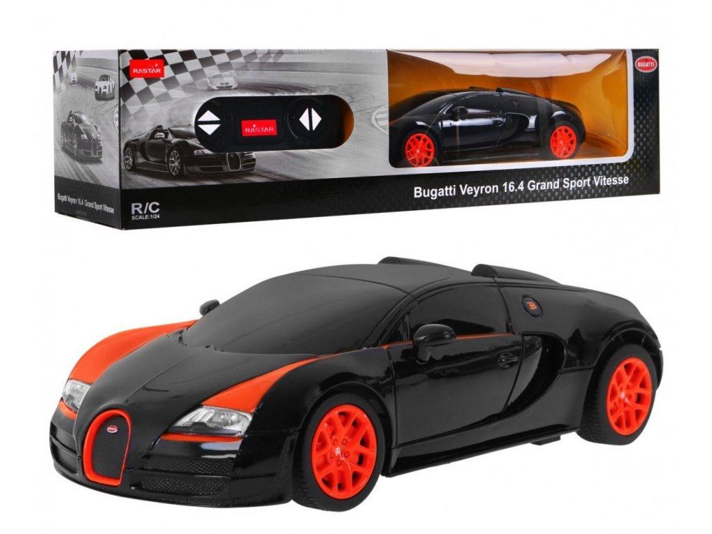 Autíčko Bugatti Veyron Grand Sportna dálkové ovládání