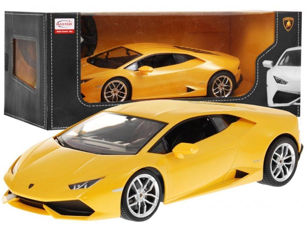 Lamborghini Huracan na dálkové ovládání