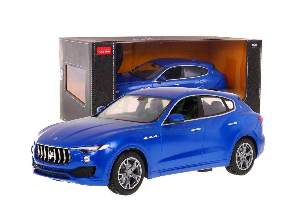 Maserati Levante na dálkové ovládání