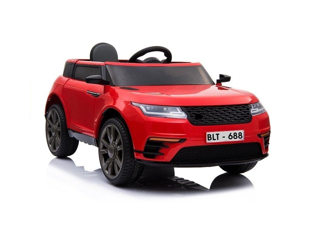 pol pl Auto na Akumulator BLT 688 Czerwony 3884 2