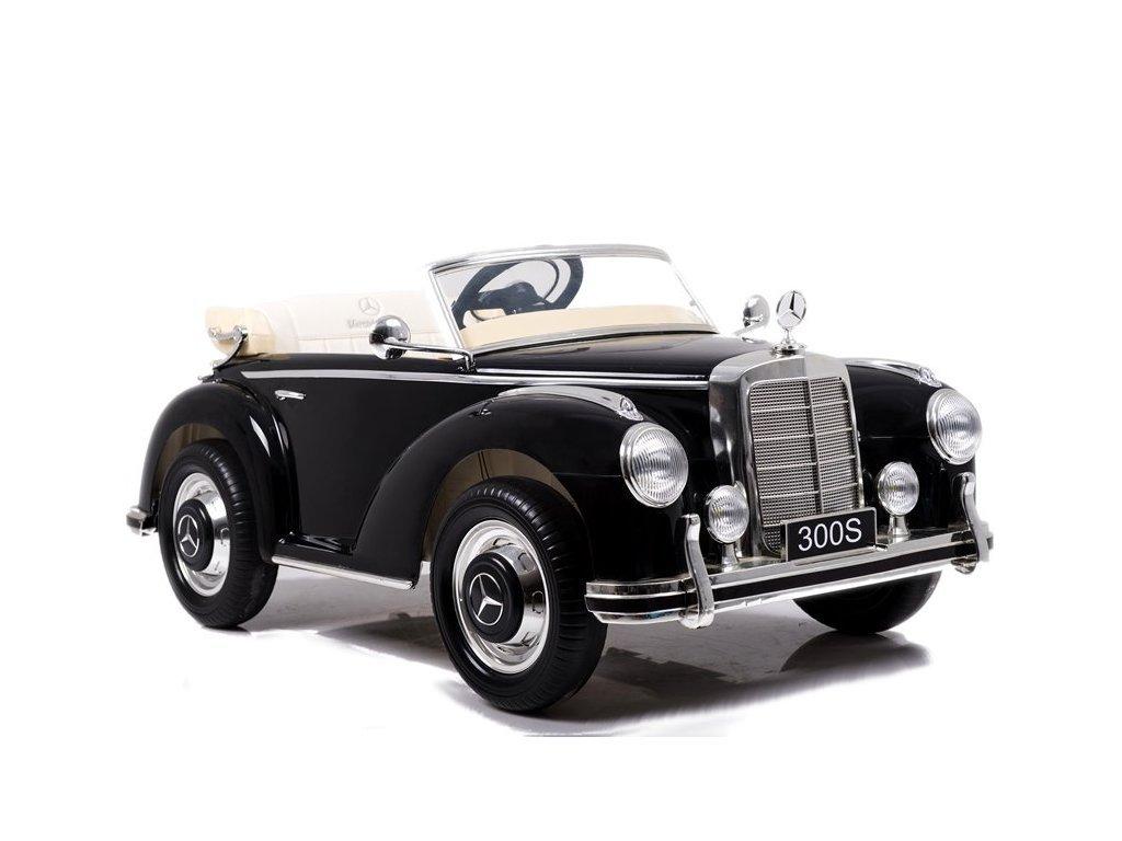 pol pl Auto na Akumulator Mercedes 300S Czarny Lakierowany 3922 4