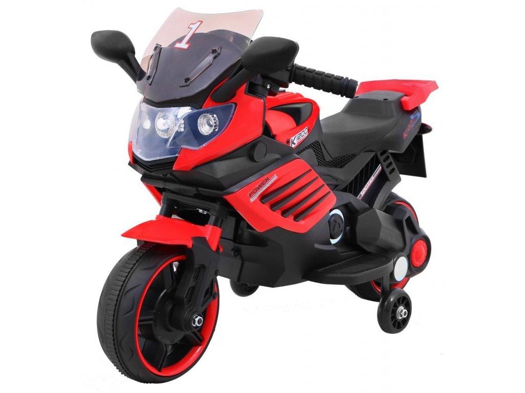 Pojazd Motorek SuperBike Czerwony [30340] 1200