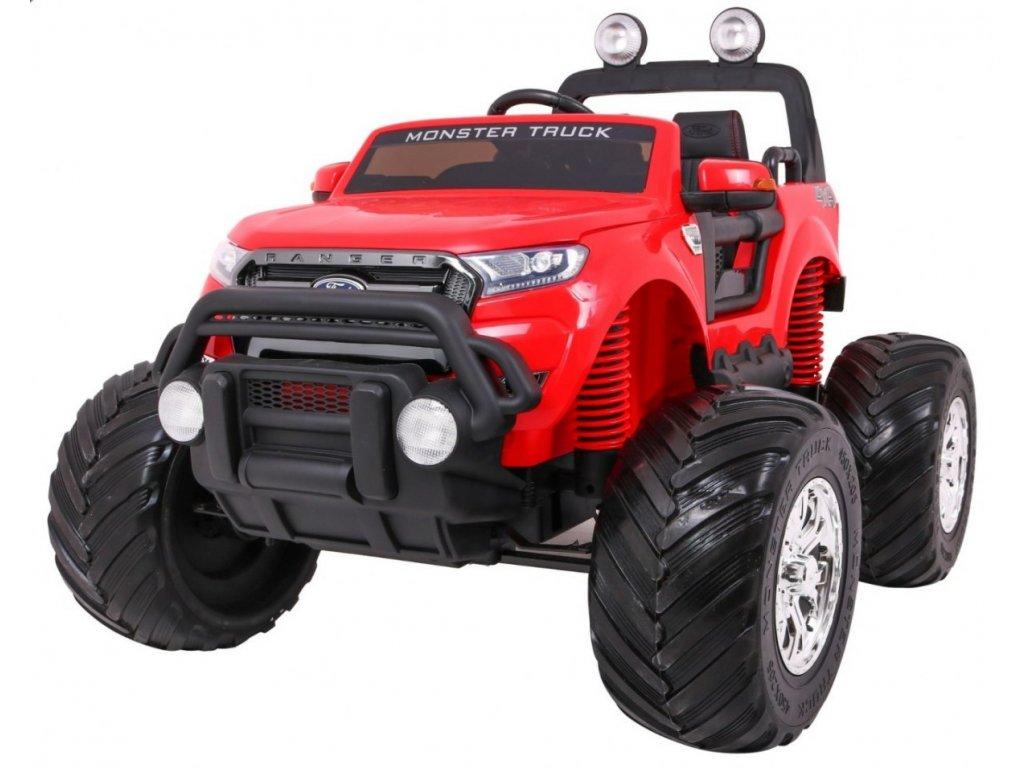 Pojazd Ford Ranger MONSTER 4 4 Czerwony [34192] 1200