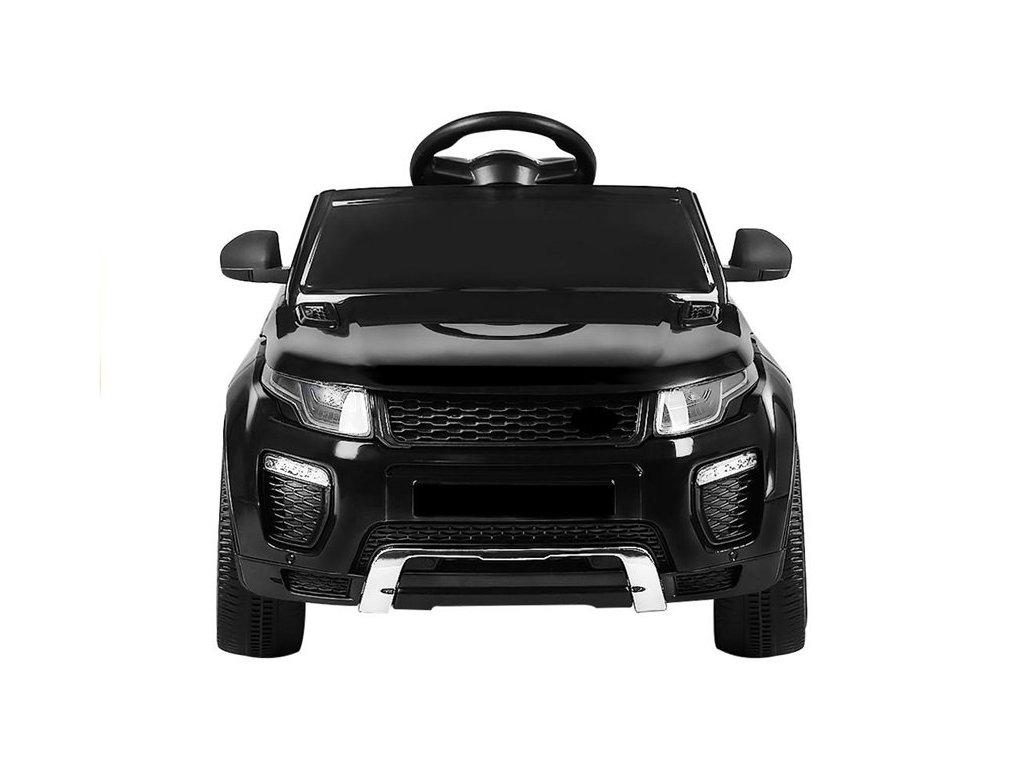 Elektrické autíčko sportovní HL1618 černé
