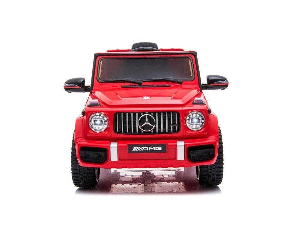 pol pl Auto na Akumulator BBH 0002 Czerwony 3900 3