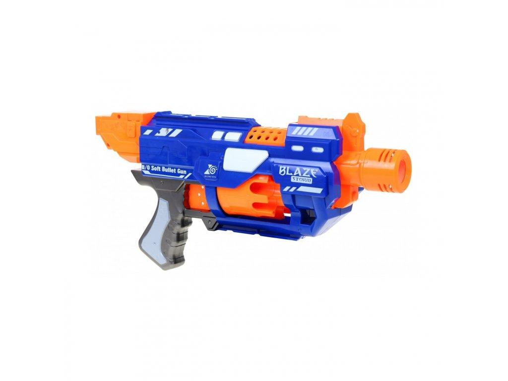 Dětská pistole na pěnové náboje Blaze Storm
