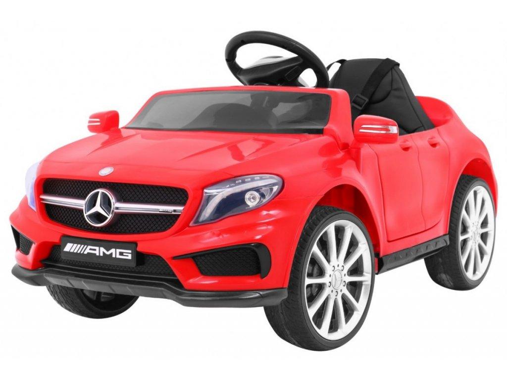 Pojazd Mercedes AMG GLA 45 Czerwony [33506] 1200
