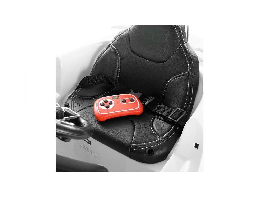 pol pl Auto na akumulator Audi TT RS Quattro Biale 2534 1