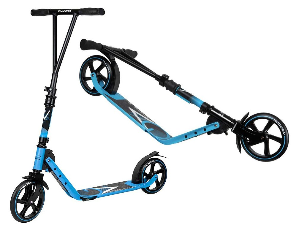 pol pl Hudora Hulajnoga Big Wheel Generation V 205 14114 14298 1