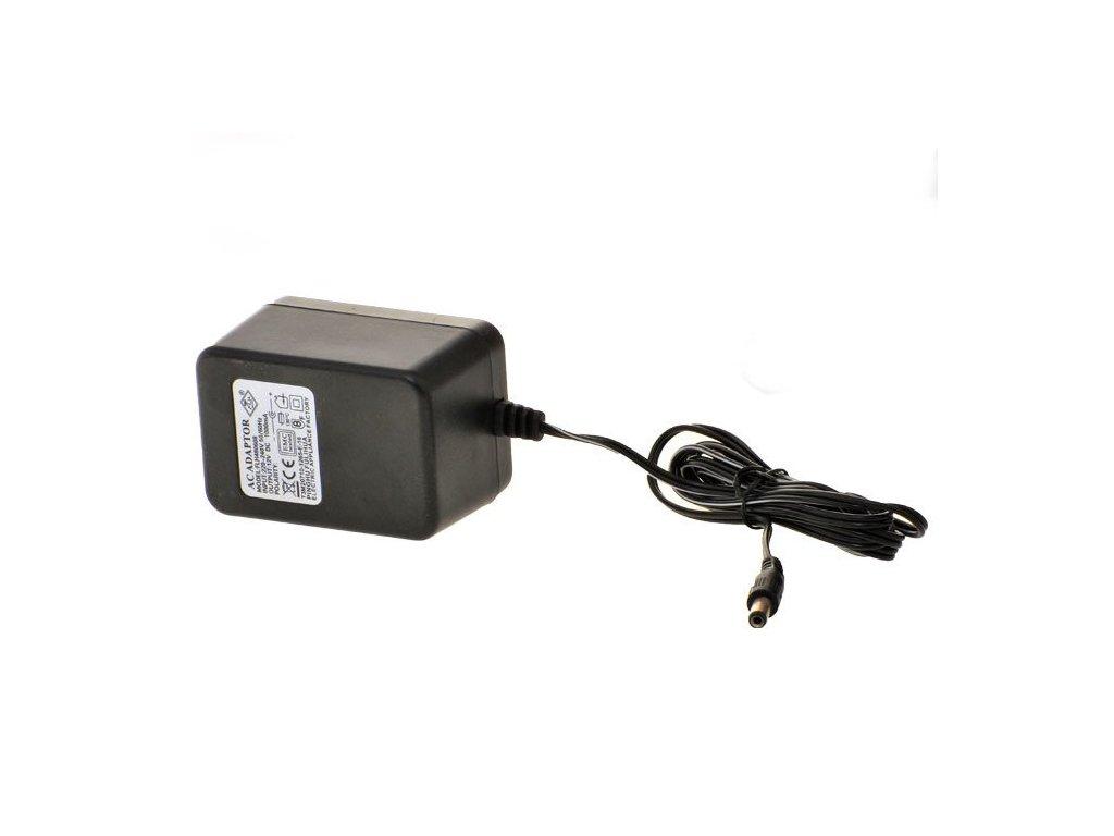 pol pl Ladowarka do autek na akumulator 12V1000mA bolec 13345 2