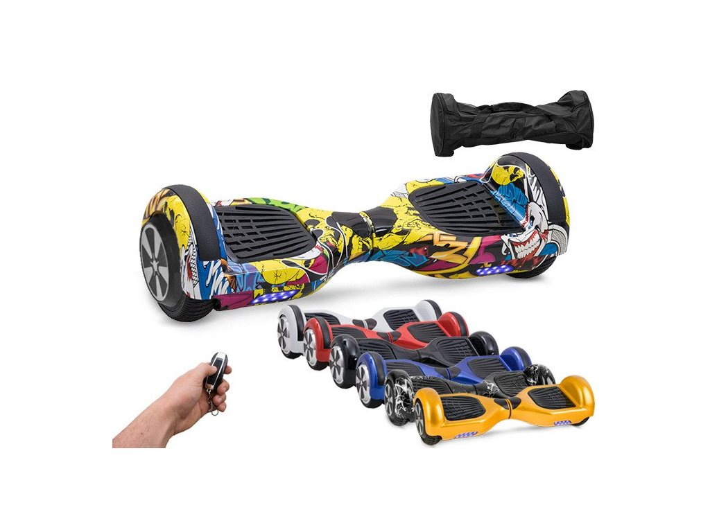 Bluetooth hoverboard T6