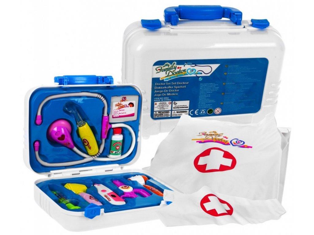 Lékařský kufřík pro malého doktora 1
