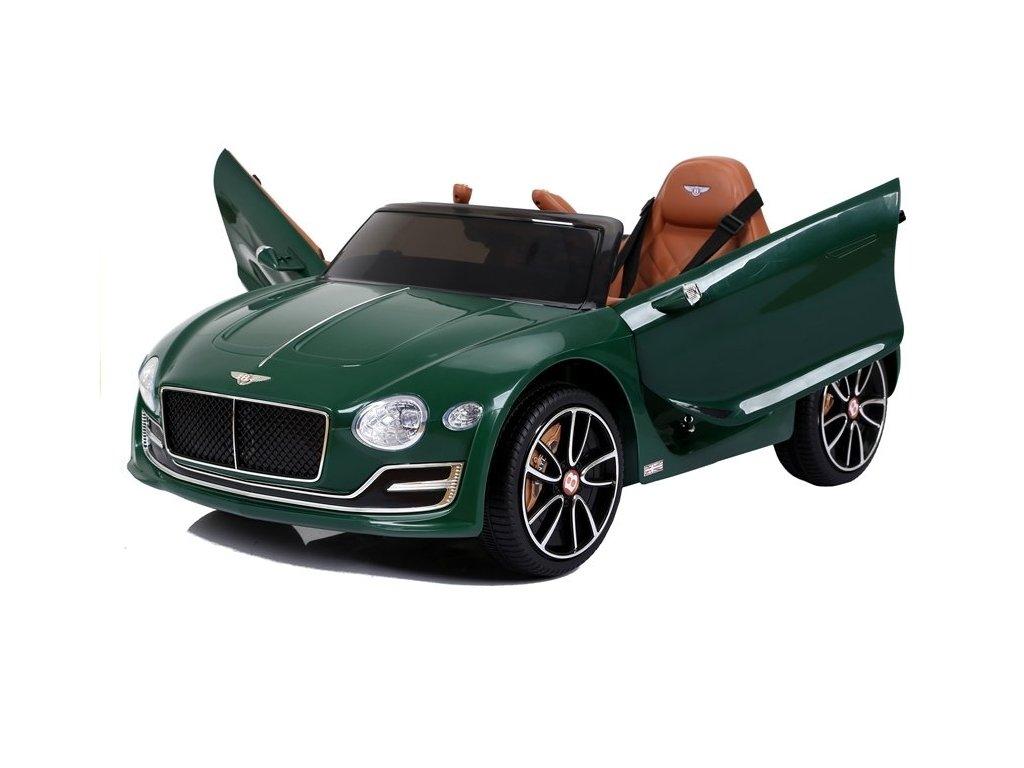 pol pl Auto na Akumulator Bentley Zielony Lakierowany 4352 4