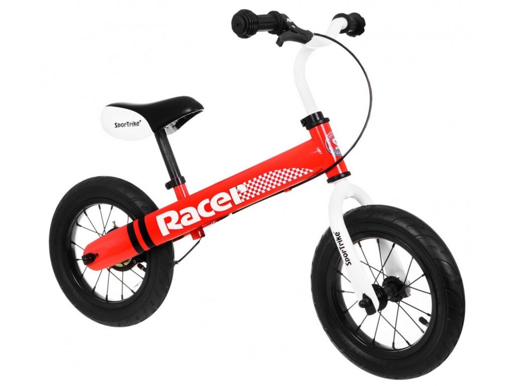 Dětské odrážedlo Sportrike RACER červené