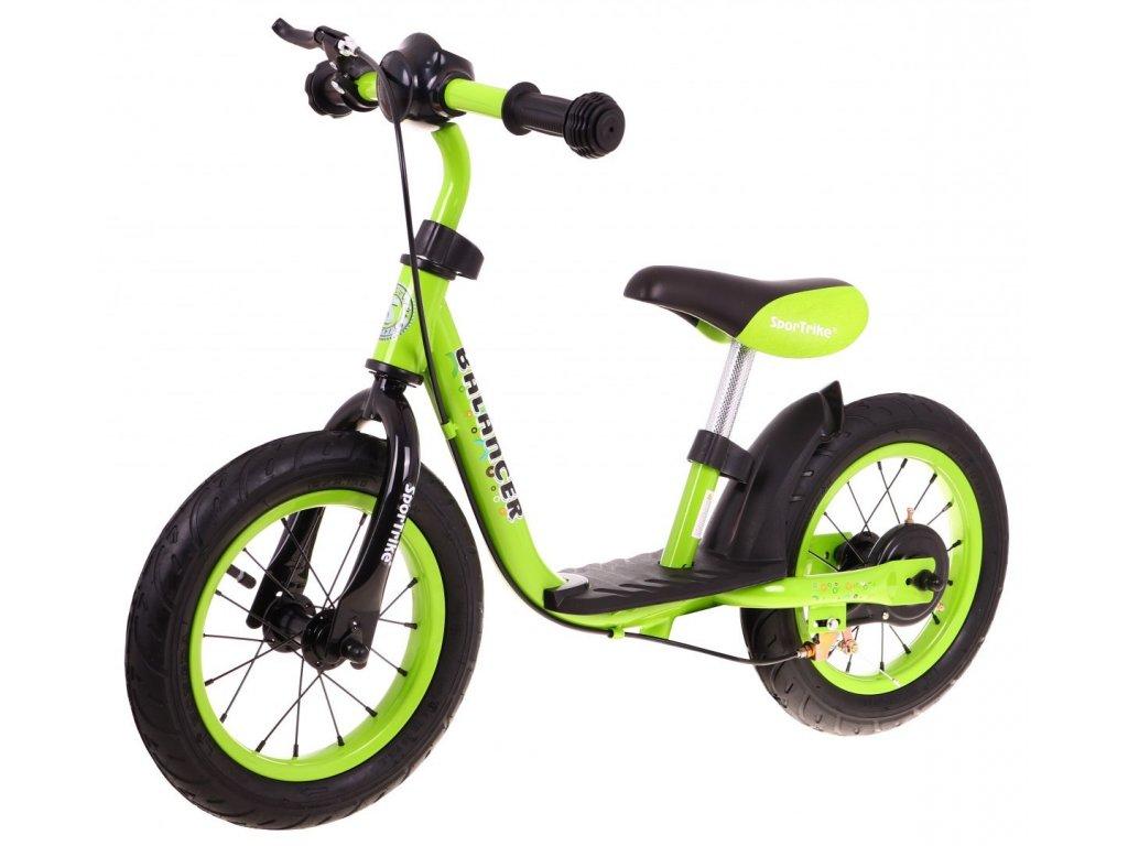 Dětské odrážedlo Balancer zelené
