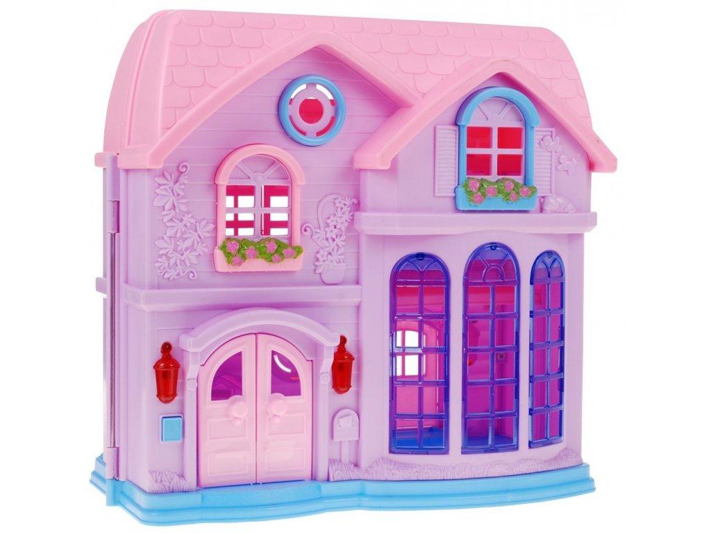 Domeček pro panenky rozkládací
