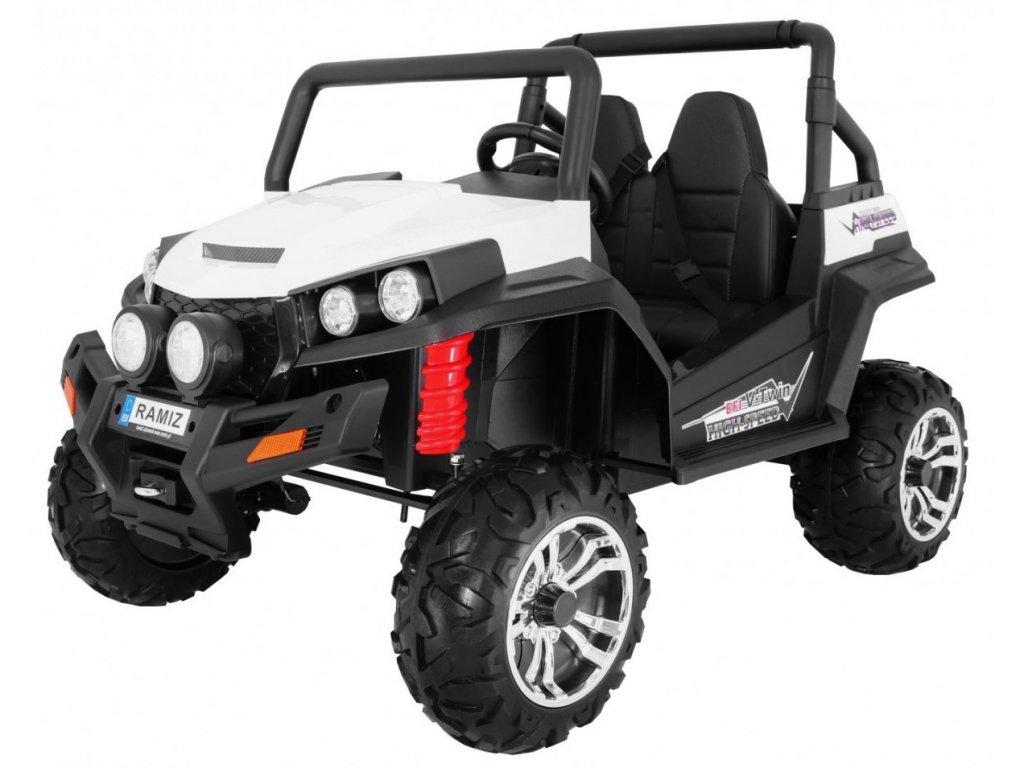 Beneo elektrické autíčko RSX 4x4 bílá1