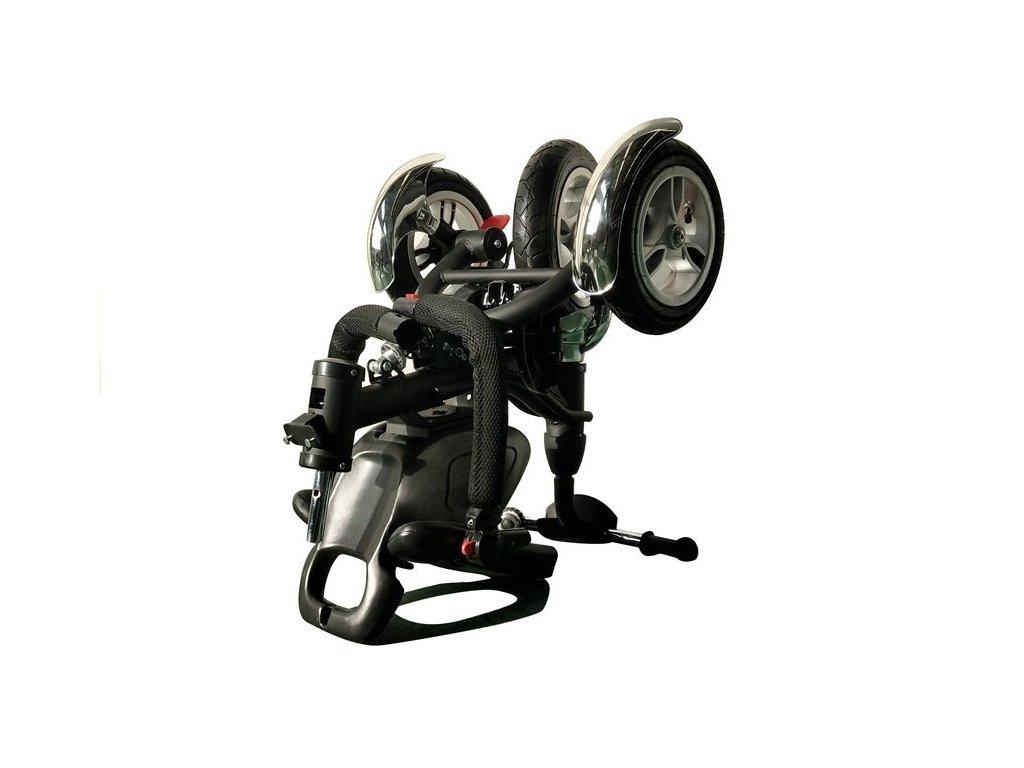 Dětská tříkolka PRO600 černá