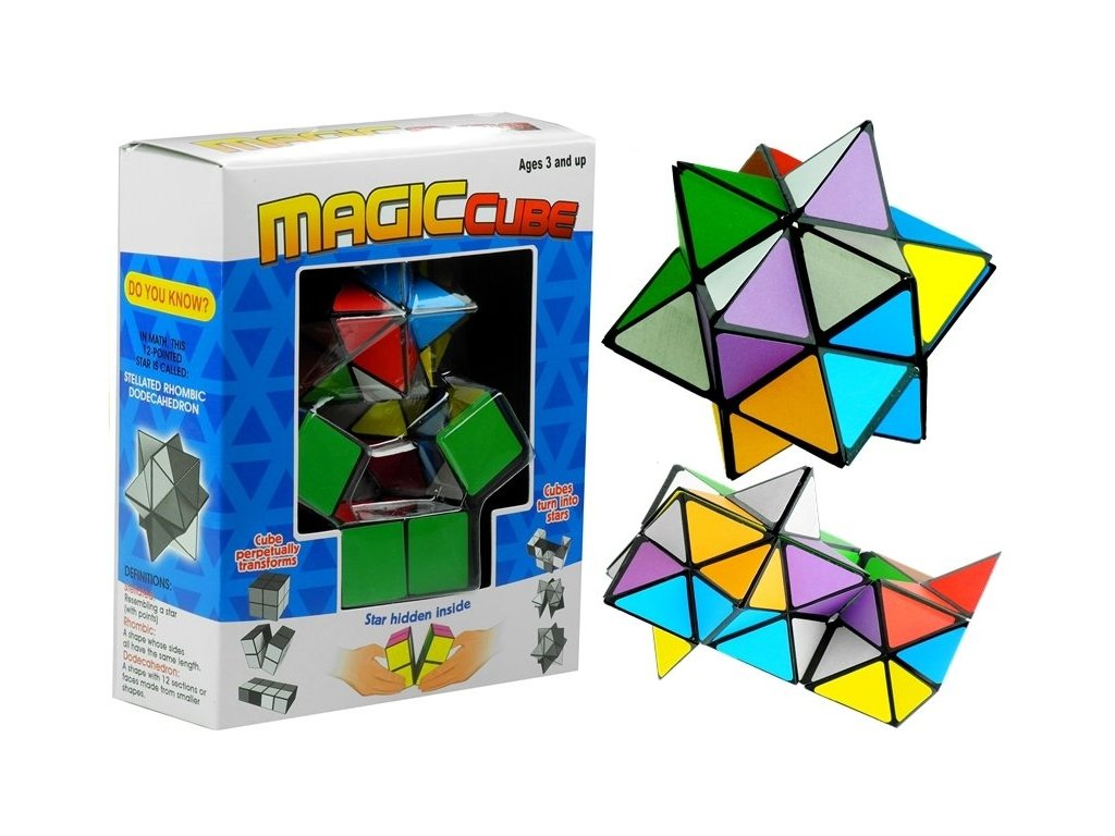 Magická kosta Magic Cube