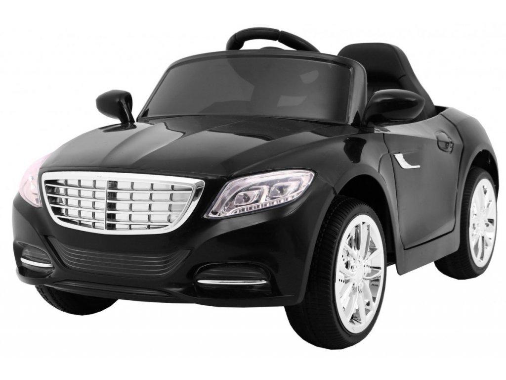 Elektrické autíčko City Ride černé