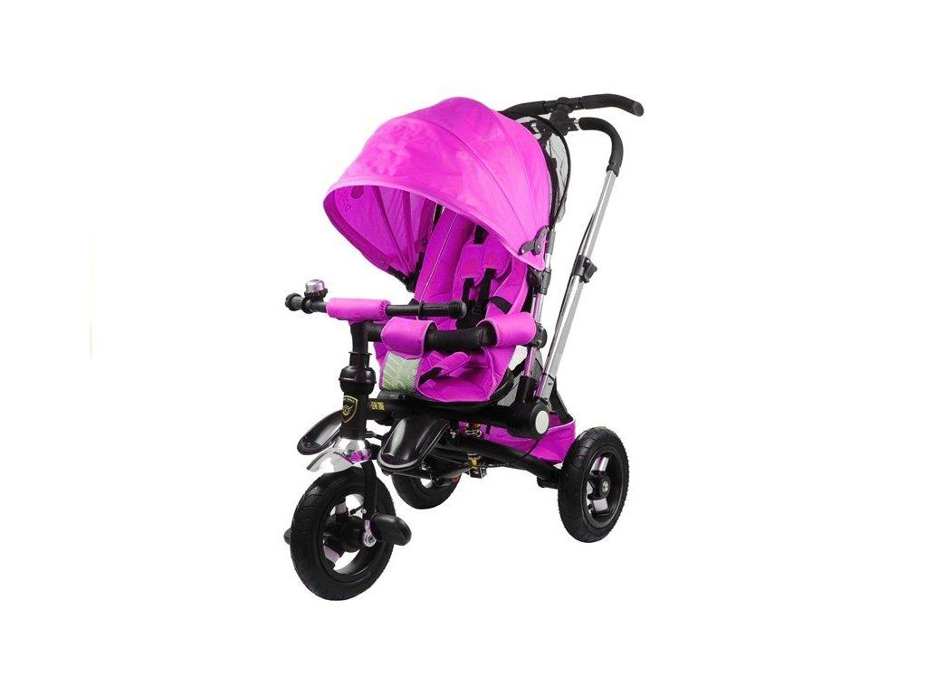 Dětská tříkolka PRO700 růžová