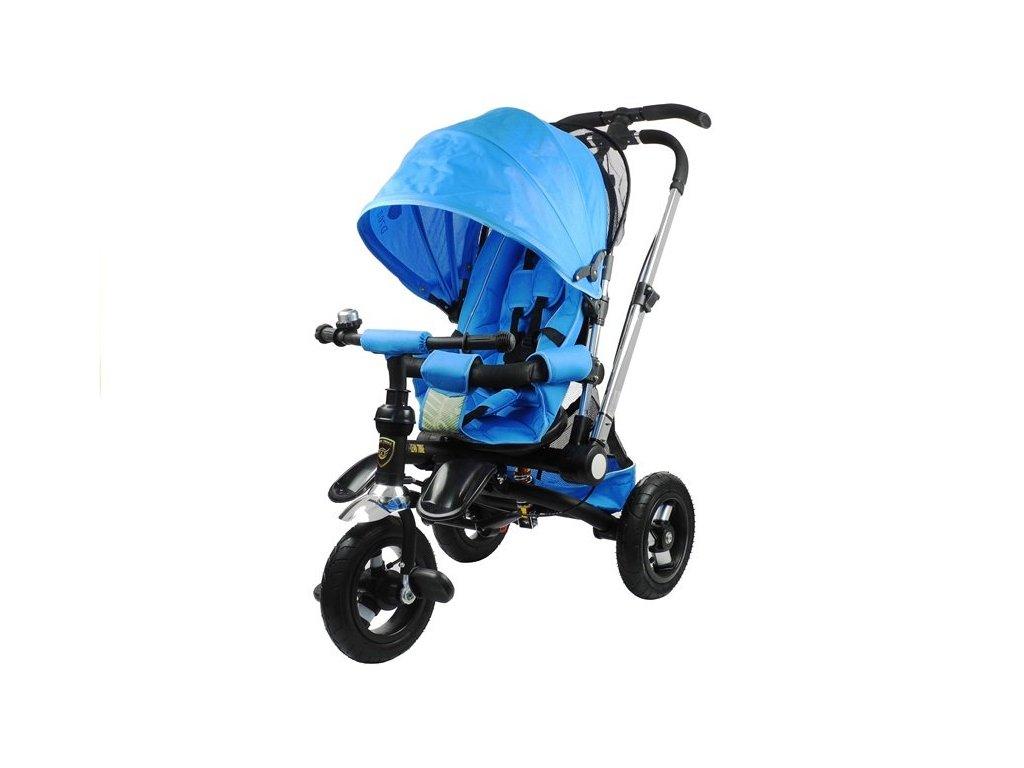 Dětská tříkolka PRO700 modrá