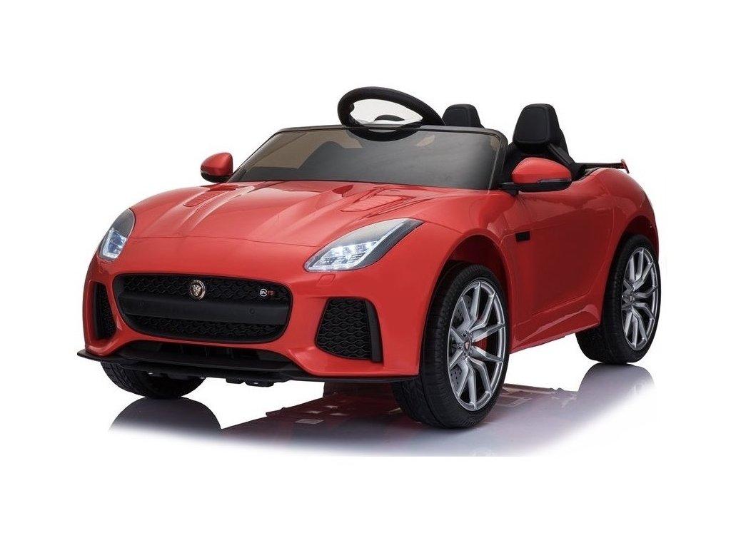 Elektrické autíčko Jaguar F Type 3