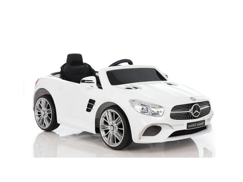 Elektrické autíčko Mercedes SL400 bílý