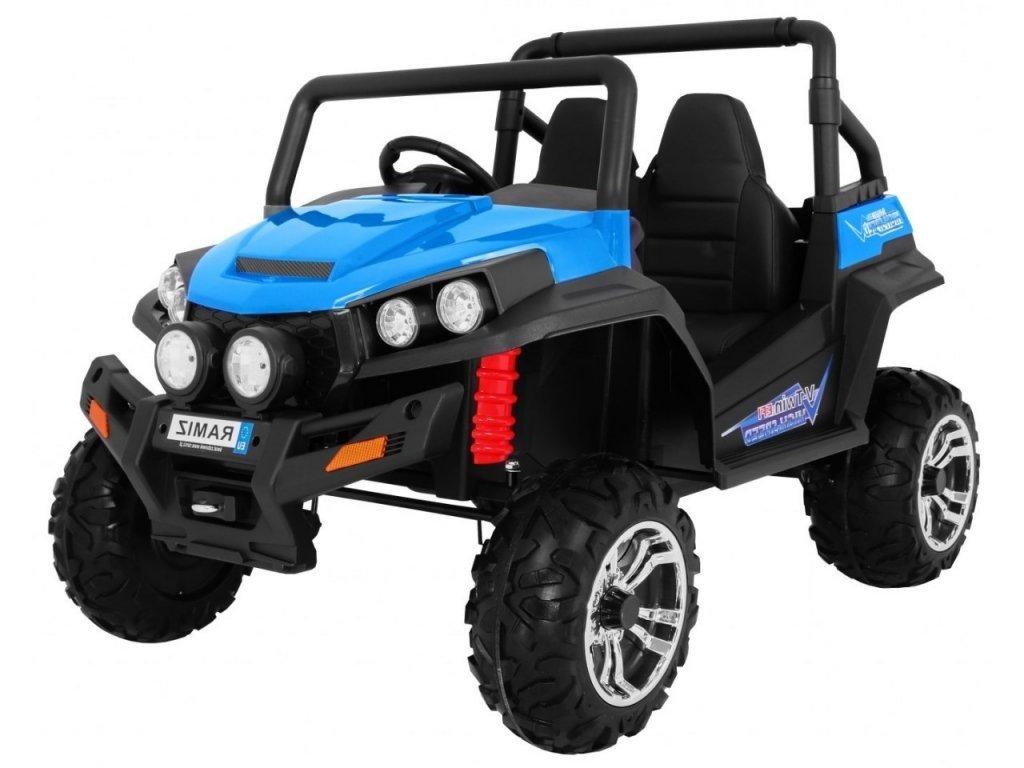 3399 elektricke auticko buggy rsx 4x4 2 4 ghz modre