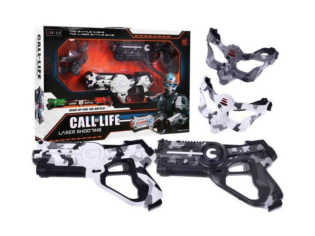 laserova pistole call of life laser moro W7001DN 1