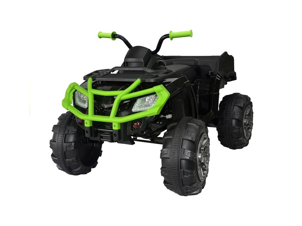 Elektrická čtyřkolka BMD0909 zelená