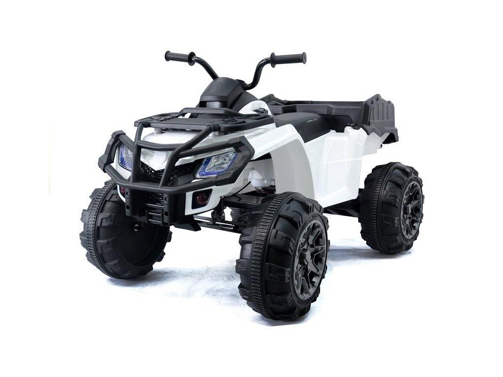 Elektrická čtyřkolka BMD0909 bílá