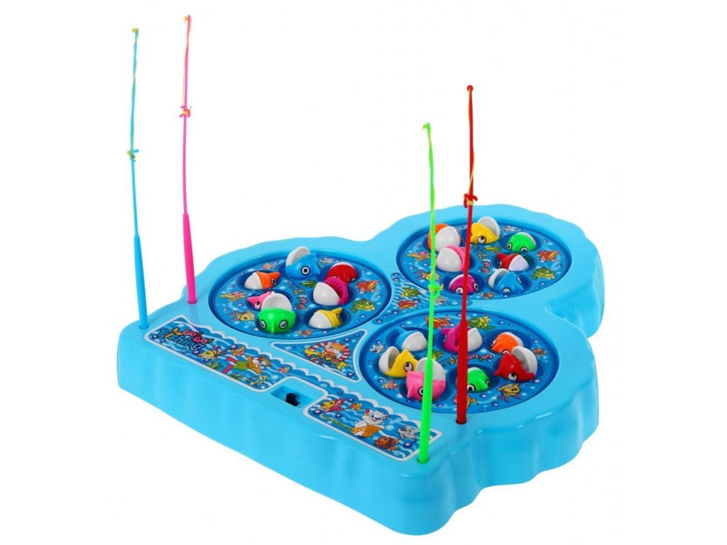 hra na loveni rybicek ZGR 355 2