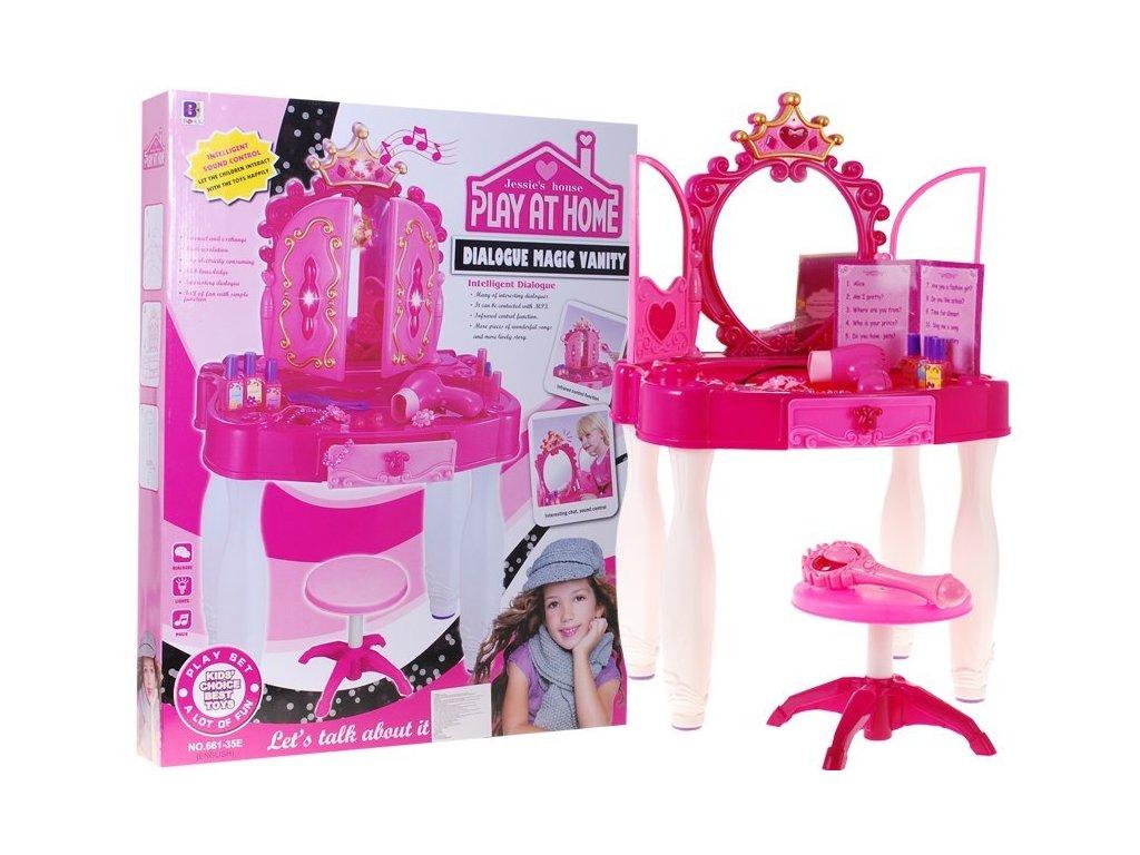 toaletka pro princezny ZDZ 008 18 1