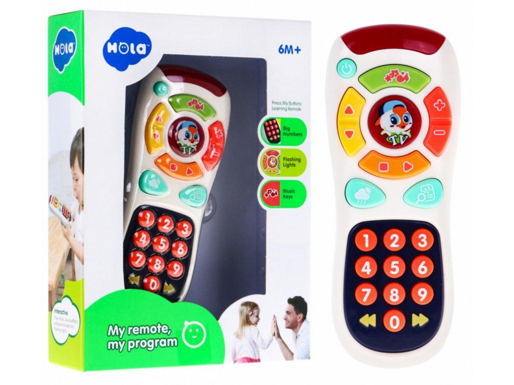 Multifunkční ovladač pro miminka, Huile Toys 1