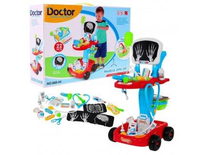vozíček malého doktora 1