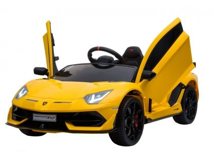 Dětské elektrické autíčko Lamborghini Aventador 4