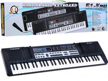 keyboard mikrofon 829 Mamido (4)