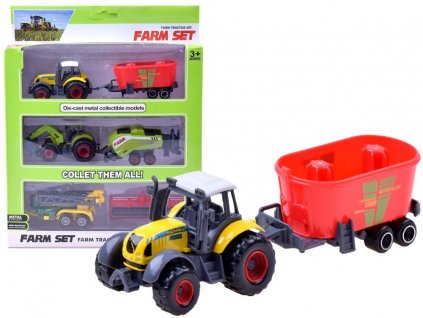Mamido farmarsky set traktor kombajn (10)