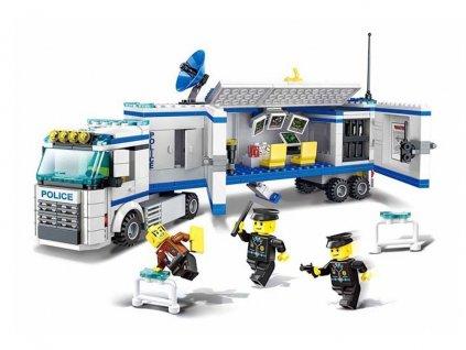 Mamido stavebnice technic Policie (1)