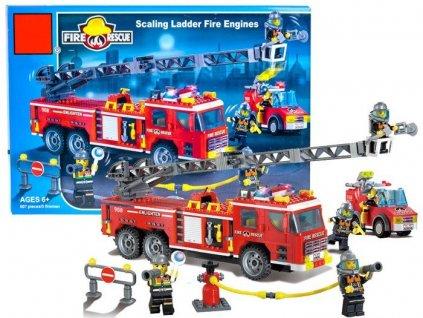 Mamido stavebnice kostky hasicsky sbor (8)