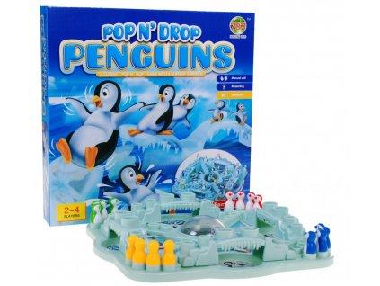 Padající tučňáci - Tučňáku nezlob se