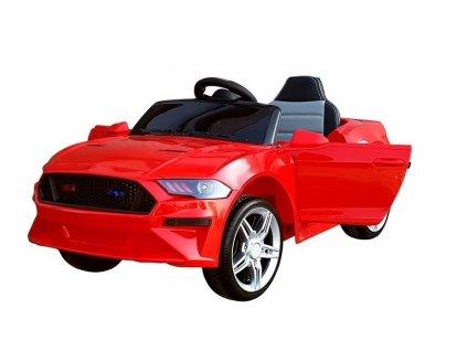 Mamido Elektrické auticko Mustang GT cervene (10)
