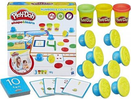 pol pl Hasbro Play Doh ciastolina Shape Learn ZA3041 14626 1