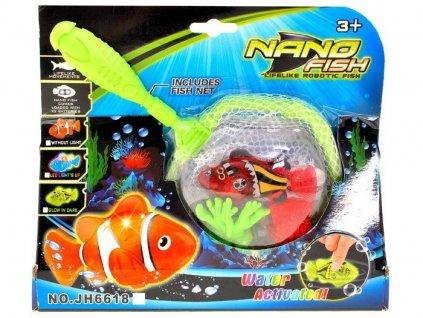 pol pl NANO FISH robo ryba elektroniczna PODBIERAK ZA1529 11521 4