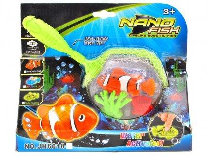 pol pl NANO FISH robo ryba elektroniczna PODBIERAK ZA1529 11521 7