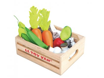 157490 le toy van bedynka se zeleninou