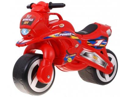Motor Biegowy Czerwony [27915] 1200